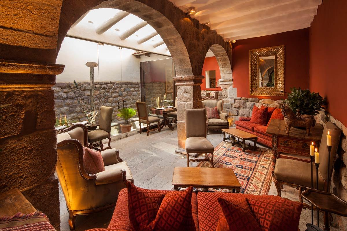 La Casona Hotel. Luxury boutique hotel in a 16th. Century Mansion