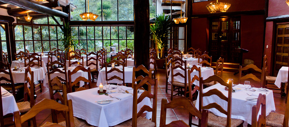 Inkaterra Dining Room Bar Reference Photo