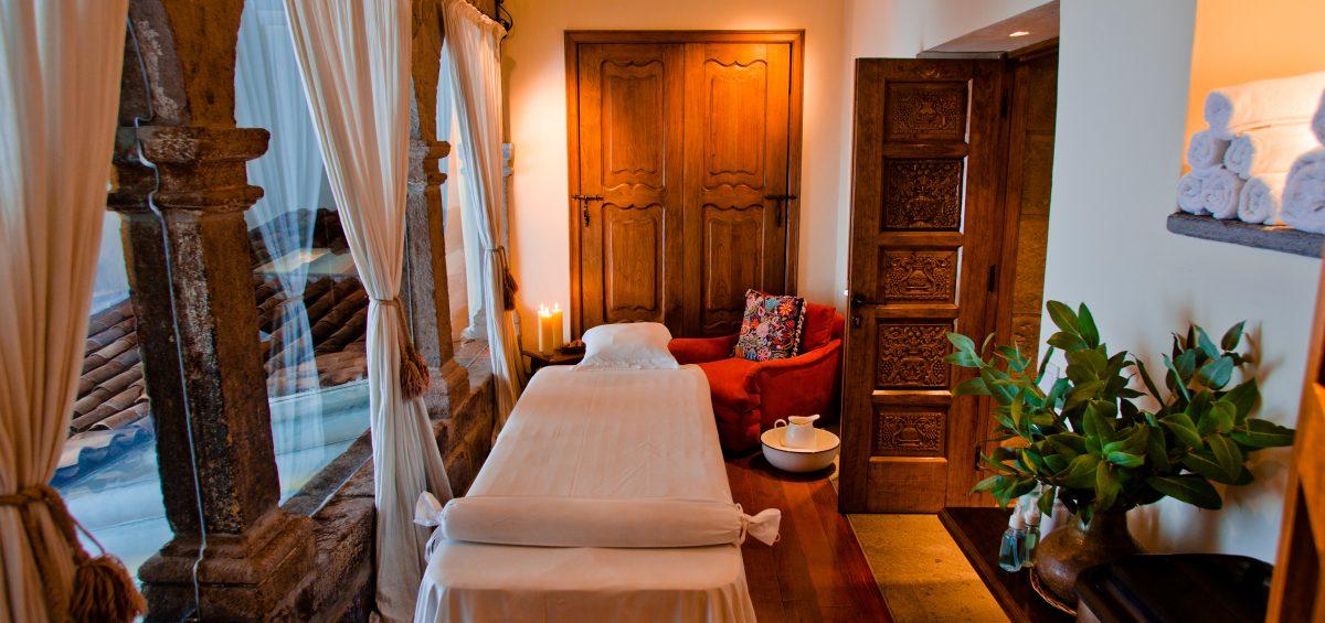 Inkaterra La Casona - Yacu Therapy Room