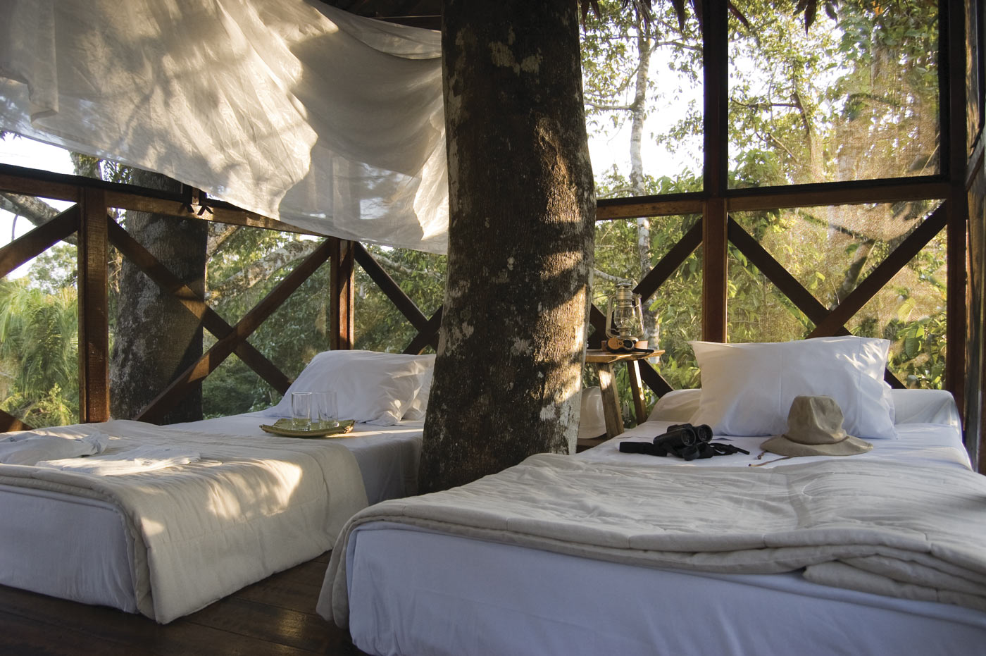 INKATERRA CANOPY TREE HOUSE* & Canopy Tree House - Reserva Amazonica